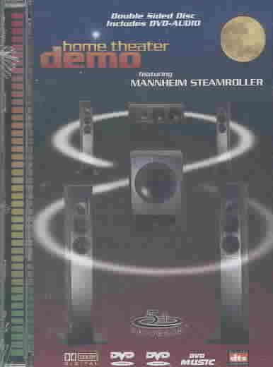 HOME THEATER DEMO BY MANNHEIM STEAMROLLER (DVD)