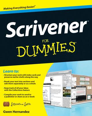 Scrivener for Dummies By Pope, Ivan